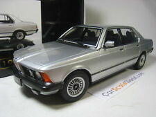 BMW 7 SERIES E23 (733i) 1/18 KK SCALE (SILVER METALLIC)