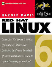 Red Hat Linux 6, Davis, Harold, Used; Acceptable Book
