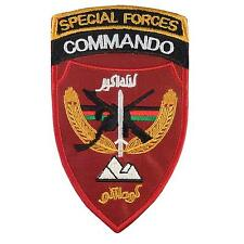 afghanistan special forces commando MARSOC afghan army ANA sew iron on patch