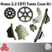 Honda Accord Civic CRV 2.2 CDTi Diesel Timing Chain Kit N22A N22A1
