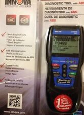 EQUUS INNOVA 3100 abs SCANNER DIAGNOSTIC SCAN TOOL CODE READER CANOBD2 SCANNER
