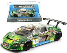 Scalextric Audi R8 GT3 Crocodile Phoenix 12hr Bathurst Slot Car 1/32 C3717