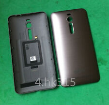 A+Battery Back Cover door Housing per ASUS Zenfone2 ZE551ML+NFC argento/silver