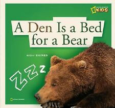 Zigzag: A Den Is a Bed for a Bear, Baines, Becky, Good Condition, Book