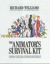 [Used] The Animator's Survival Kit: A Working Manual of Methods, Principles and