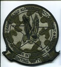 VF-51 SCREAMING EAGLES TACTICAL US NAVY GRUMMAN F-14 TOMCAT Squadron Patch