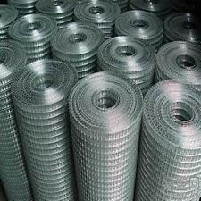 "WELDED WIRE MESH 48"" 2"" x 2"", 30mt SECURITY/ DOG 16G"