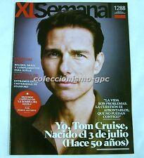 XL SEMANAL 1288 TOM CRUISE Portada Cover + 7 Páginas Pages UMBERTO ECO 2012