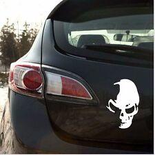 NUOVO Cool Skull PARABREZZA AUTO Body Lunotto Posteriore Adesivo Vinile per Auto