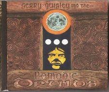 GERRY QUIGLEY & NOMADIC DRUIDS Yesterday Today Tomorrow CD oz prog-blues SIGNED