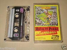 RATOS DE PORAO - Brasil - MC Cassette polish tape /1447