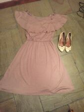 Vintage Dress Size 12 Cream Shoes Shuh Size 5 Perfect Wedding Outfit