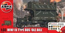 Airfix A50163 WWI B Type Bus 'OLE BILL' 1/32 Scale Plastic Kit - Tracked 48 Post