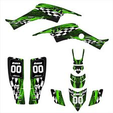 TRX400EX graphics 1999 - 2007 Honda 400EX stickers kit NO3500 Green