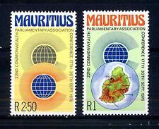 MAURITIUS - 1976 - 22° Confer. dell'Associazione parlamentare del Commonwealth