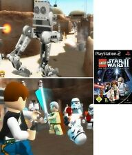 Playstation 2 LEGO STAR WARS 2 TRILOGIE DEUTSCH TopZustand