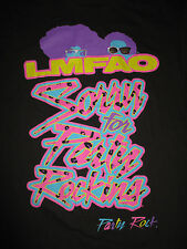 2012 Hip Hop-Electronic Dance Music LMFAO North American Concert Tour (MD) Shirt