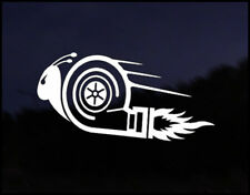 Turbo Snail Car Decal Vinyl Sticker JDM VW DUB Drift Race Euro Swag Impreza