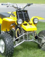 ATV,SHOCK COVER,PROTECTEUR D'AMORTISSEUR,VTT,YAMAHA,HONDA, MONSTER YELLOW