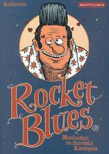 Rocket Blues 2, Beatcomix