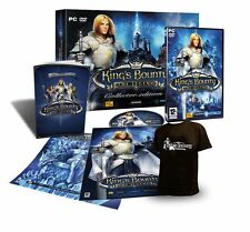 Coffret neuf King's Bounty The Legend Collector édition, Jeu PC