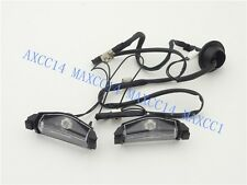 2X License Number Plate Lamp Light for 2008-2015 MAZDA2 MAZDA 3