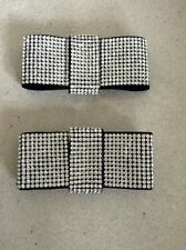 Dazzle Dimante Shoe Clip, Accessory,