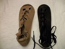 Capezio Irish Stepper Dance Shoe Leather Adult Tan Black New In Package
