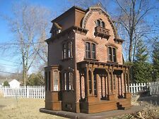 Signed Willowcrest Dollhouse 1:12 scale by Artisan LMS '17 newly completed