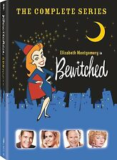 Bewitched Complete Series Season 1-8 DVD SET TV Show Episodes Collection Lot Box