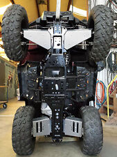 Polaris Sportsman SP 570 2016 Front & Rear Stick Guards Skid Armor Boot Covers