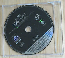 Syphon Filter - Promo Gioco Completo - Italiano - New - PlayStation 1 - PSX