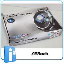 Placa base ATX H87 ASRock H87 Pro4 Socket 1150 con Accesorios