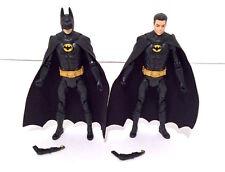 DC Comics Multiverse Lot BATMAN 89 UNMASKED VARIANT Burton Keaton Returns figure