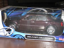 MAISTO 1:18 DIE-CAST CHRYSLER 300 HEMI C -- #31120 -- NEW, MINT -- FREE SHIP!!!