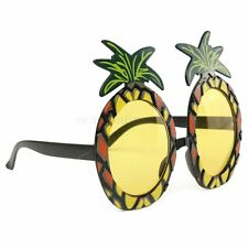 Pineapple Sunglasses Glasses Hawaiian Beach Party Fancy Dress Costume Decor Gift