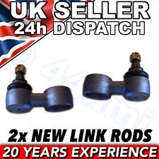Land Rover Defender Dicovery mk1 90 110 130 Front STABILIZER BAR LINK RODS x 2