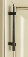 "4148-S-ORB - 6"" Oil Rubbed Bronze Solid Euro T-Bar Pull Handle Zinc 4-1/4"" CC"