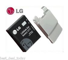 LG Extended Life Battery For VX8700 VX 8700 & Door Cover