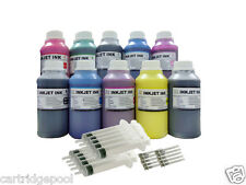 10x250ml pigment refill ink for Canon PGI-9 PIXMA Pro9500 and Pro9500 Mark II