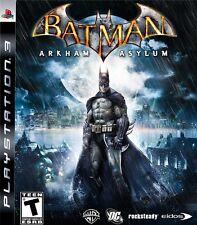 Batman: Arkham Asylum - Playstation 3 Game