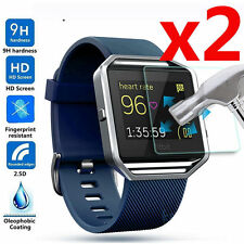 HD Explosion-Proof Real Tempered Glass Screen Protector for Fitbit Blaze Watch