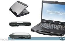 Panasonic Toughbook CF-53, Core i5-2520M - 2.5GHz, 4GB, 320GB, Win. 7 64 Bit