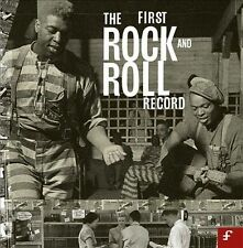 The First Rock and Roll Record [Box] by Various Artists (CD, Nov-2011, 3...