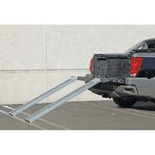 "NEW Non-Slip Steel Loading Ramps - ATV, Lawn Tractor - 9"" x 72"" - 1000 LB"