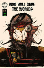 Who Will Save The World? World War 1 Zombie Graphic Novel by Darkslinger Comics