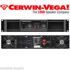 Cerwin Vega CV-1800 HP Pro Audio Amplifier Rack Mountable Bar Amp Nightclub DJ
