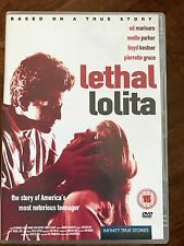 Noelle Parker LETHAL LOLITA ~ 1992 Amy Fisher True Life Crime Drama | UK DVD