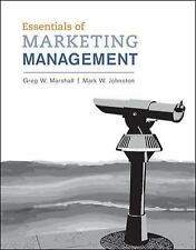 Essentials of Marketing Management 2011 by Greg Marshall and Mark Johnston...