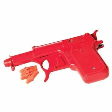 Retro Metal Die Cast Potato Spud Gun and Water Pistol Toy - Fancy Dress Boxed